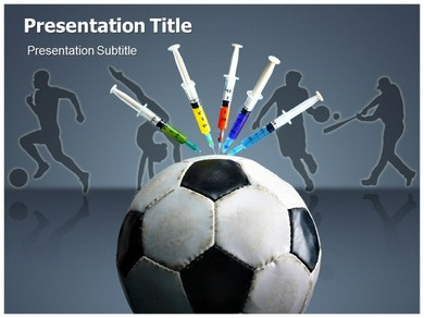 Doping Powerpoint Templates