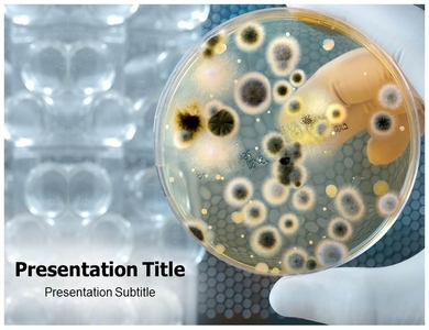 On Agar Powerpoint Templates