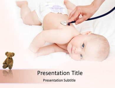 Baby Care Powerpoint Templates