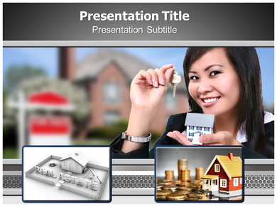 Real Estate Property Powerpoint Templates