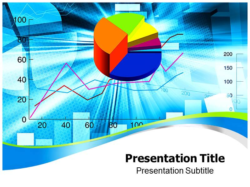 accounting concept powerpoint template, powerpoint accounting, Modern powerpoint
