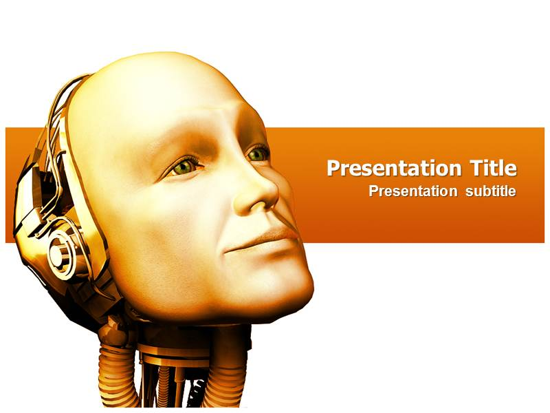 Artificial intelligence program powerpointppt templates ppt my toneelgroepblik Images