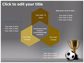 Football Champion design for power point