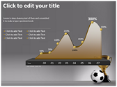 Football Champion power point background graphics