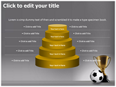 Football Champion powerpoint slides download