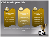 Football Champion powerpoint theme download