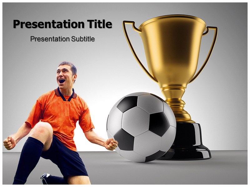 Soccer Worldcup Powerpoint Templates
