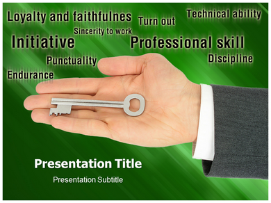 Success Facts Powerpoint Templates