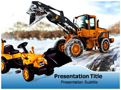 Snow Removal Powerpoint Templates