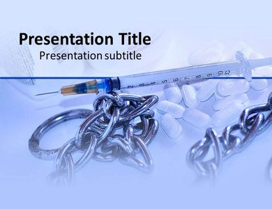 Drugs Templates For Powerpoint