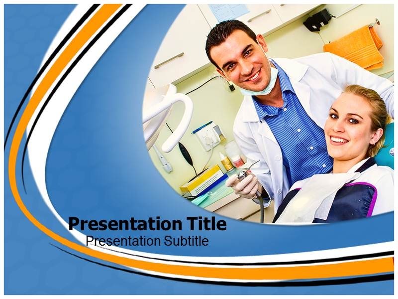 Dentist  Powerpoint Templates