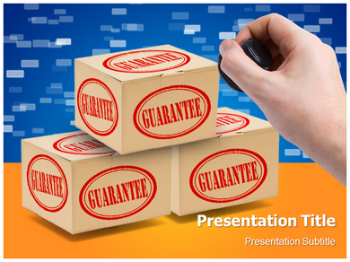 Guarantee Powerpoint Templates