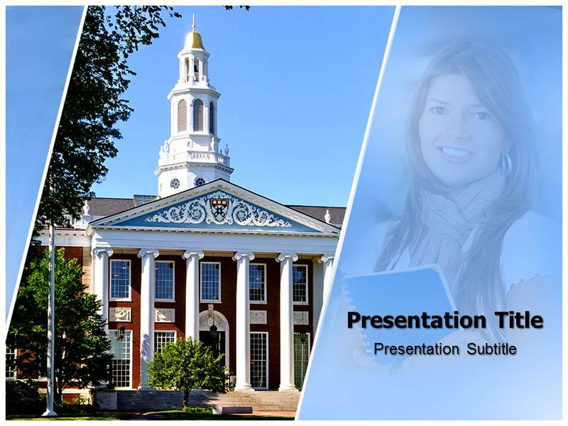 Harvard Business School Powerpoint Templates