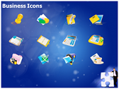 Business Games ppt themes template