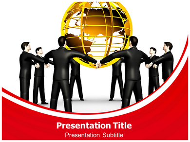 Cooperation Quotations Powerpoint Templates