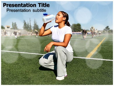 Dehydration 1 Powerpoint Templates