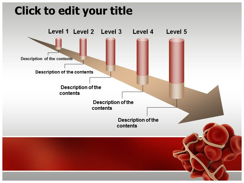 Coagulation Cascade Powerpoint Templates