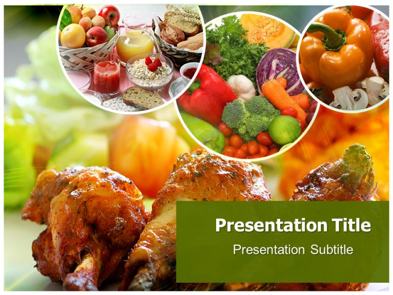 perspective nutrition powerpoint templates powerpoint presentation