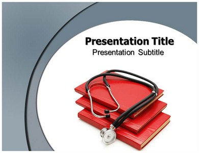Stethoscope Covers  Powerpoint Templates