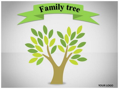 Family Tree Powerpoint Templates