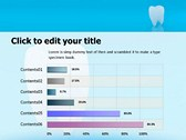 Teeth Chattering powerPoint background