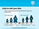 Teeth Chattering powerpoint backgrounds download