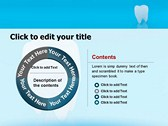 Teeth Chattering powerpoint backgrounds