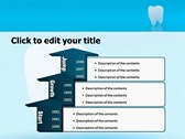 Teeth Chattering powerpoint theme download