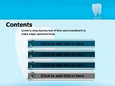 Teeth Chattering ppt templates