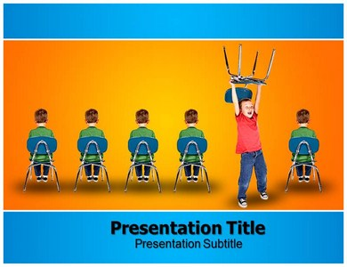 ADHD Powerpoint Templates
