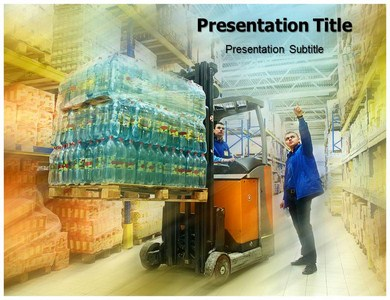Store Management Powerpoint Templates