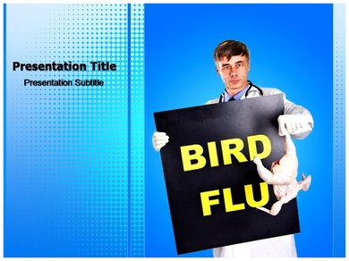 Avian Influenza Powerpoint Templates