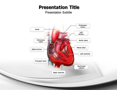 Heart Failure Powerpoint Templates