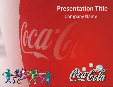Coca-Cola Powerpoint Templates