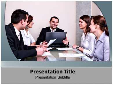 Group Discussion Tips Powerpoint Templates