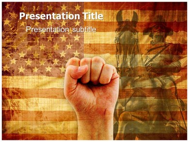 revolution Powerpoint Templates