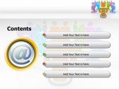Social Networking ppt templates