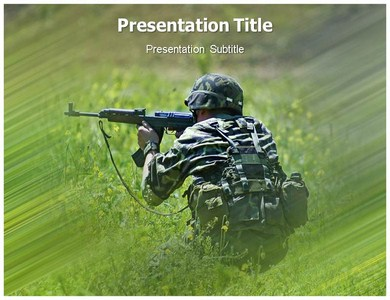 army soldier powerpoint templates | army soldier powerpoint, Modern powerpoint