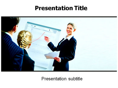 Business Education Training Powerpoint Templates