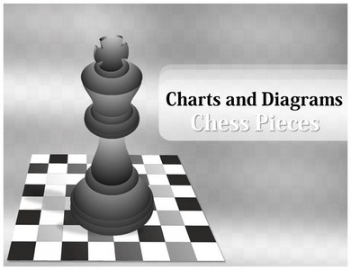 Chess Pieces Powerpoint Templates