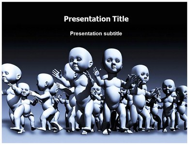 Human Cloning Powerpoint Templates