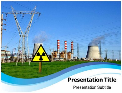 Nuclear reactor Types Powerpoint Templates