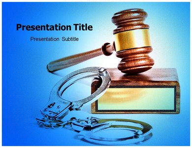 Indian Law Powerpoint Templates