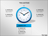 Time And Clock powerPoint templates