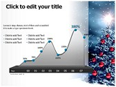 Christmas Tree Powerpoint Templates