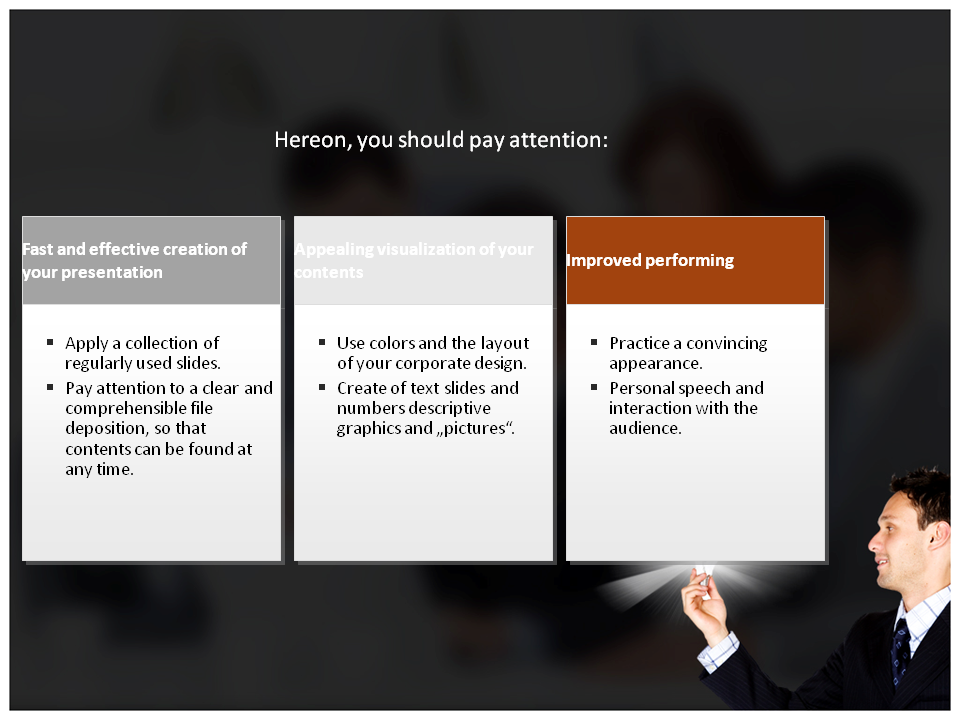 Business Idea Powerpoint Templates
