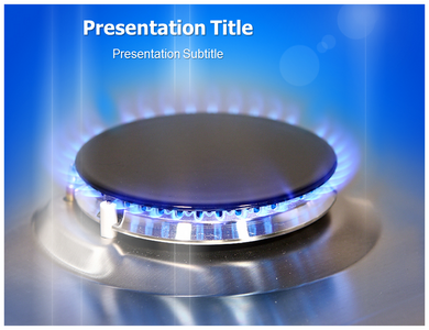 Natural Gas 1 Powerpoint Templates