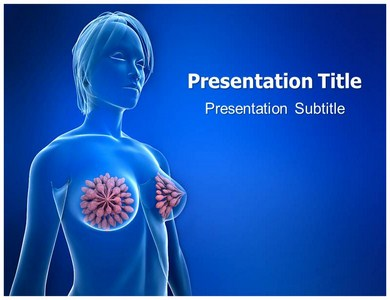 Mammary Gland Powerpoint Templates