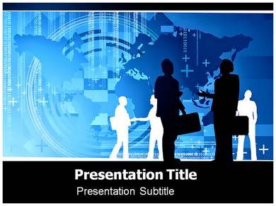 Business Activity Powerpoint Templates