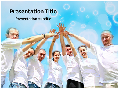 Social Work Powerpoint Templates